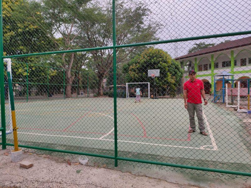Jasa Pembuatan Lapangan Basket – Harga Borongan