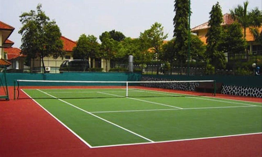 Jasa Pembuatan Lapangan Tenis